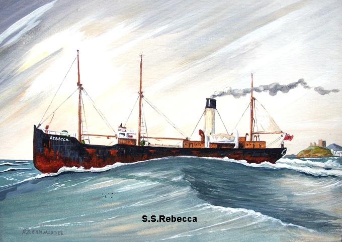 SS Rebecca
